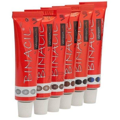 Купить Краска для бровей и ресниц BINACIL, Binacil Краска для ресниц и бровей, Германия