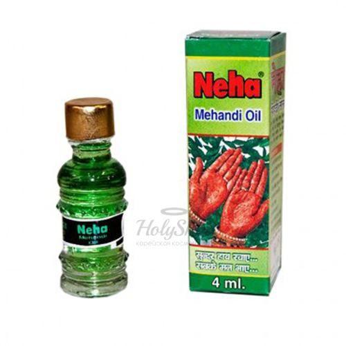 Масло для мехенди Neha