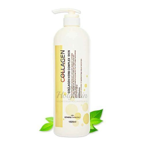 Купить Увлажняющий тонер для лица Esthetic House, Collagen Herb Complex Skin, Южная Корея
