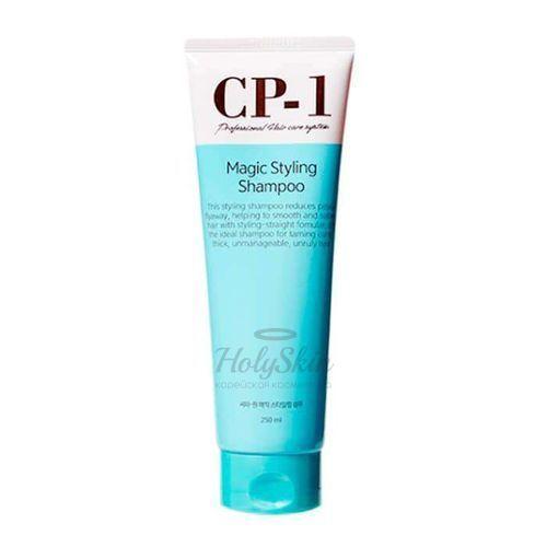 Шампунь для вьющихся и непослушных волос Esthetic House CP-1 Magic Styling Shampoo фото