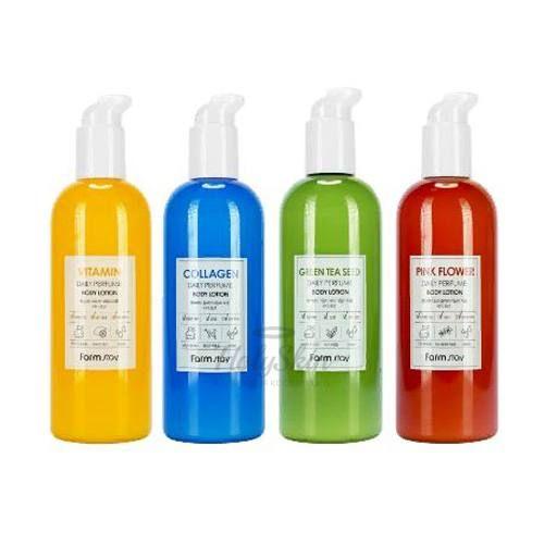 Парфюмированный лосьон для тела Farmstay Daily Perfume Body Lotion фото