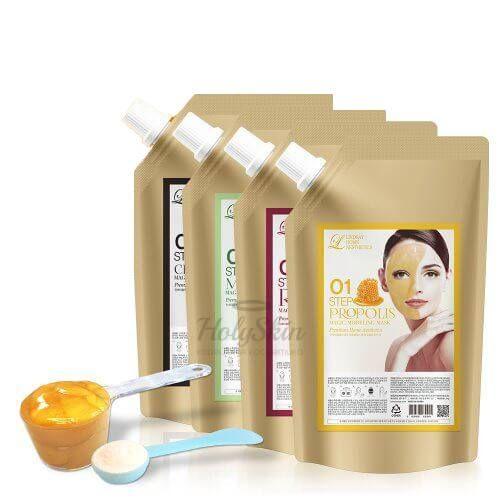 Купить Моделирующая альгинатная маска-гидрогель Lindsay, Magic Modeling Mask, Южная Корея