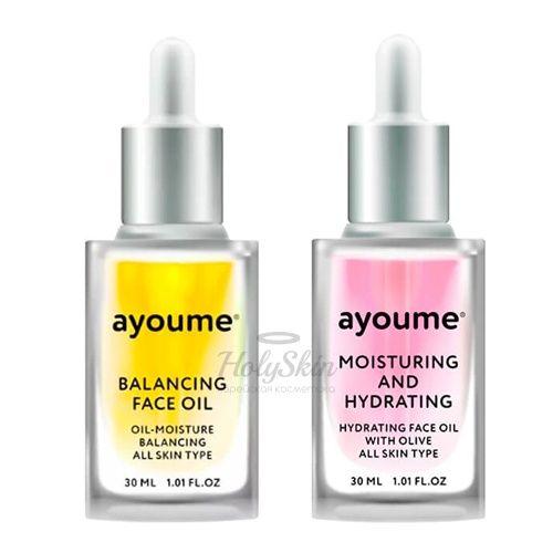 Купить Масло для лица Ayoume, Ayoume Face Oil, Южная Корея
