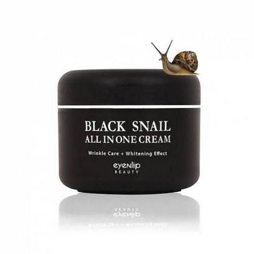 Многофункциональный крем Eyenlip, Eyenlip Black Snail All In One Cream, Южная Корея  - Купить
