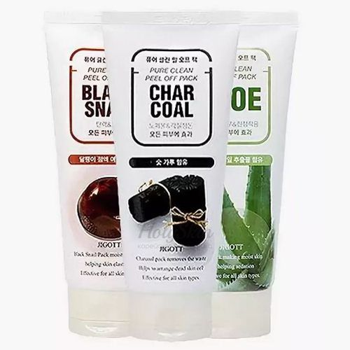 Купить Очищающая маска-пленка для лица Jigott, Jigott Pure Clean Peel Off Pack, Южная Корея