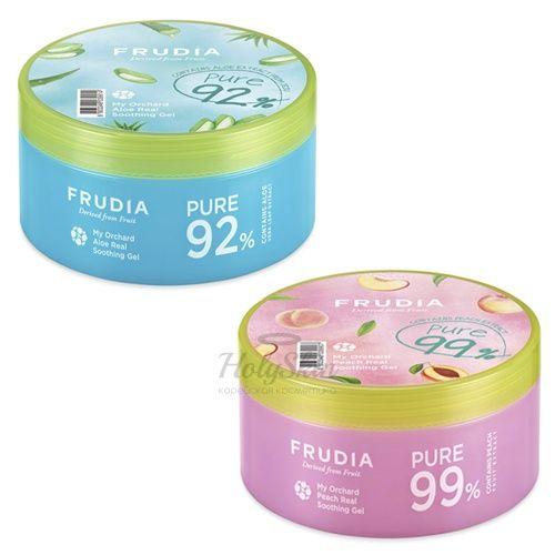 Купить Универсальный гель для лица и тела Frudia, My Orchard Real Soothing Gel, Южная Корея