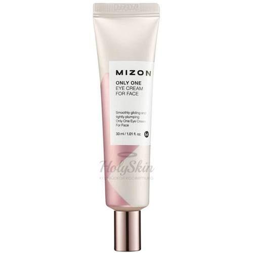 Купить Питательный крем для кожи в области глаз и губ Mizon, Only One Eye Cream For Face, Южная Корея