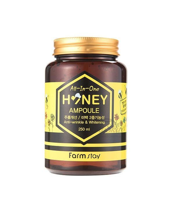 Сыворотка с мёдом Farmstay All In One Honey Ampoule фото