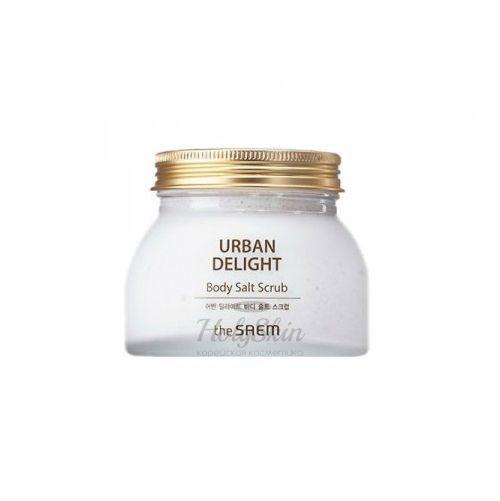Купить Скраб для тела The Saem, Urban Delight Body Salt Scrub, Южная Корея