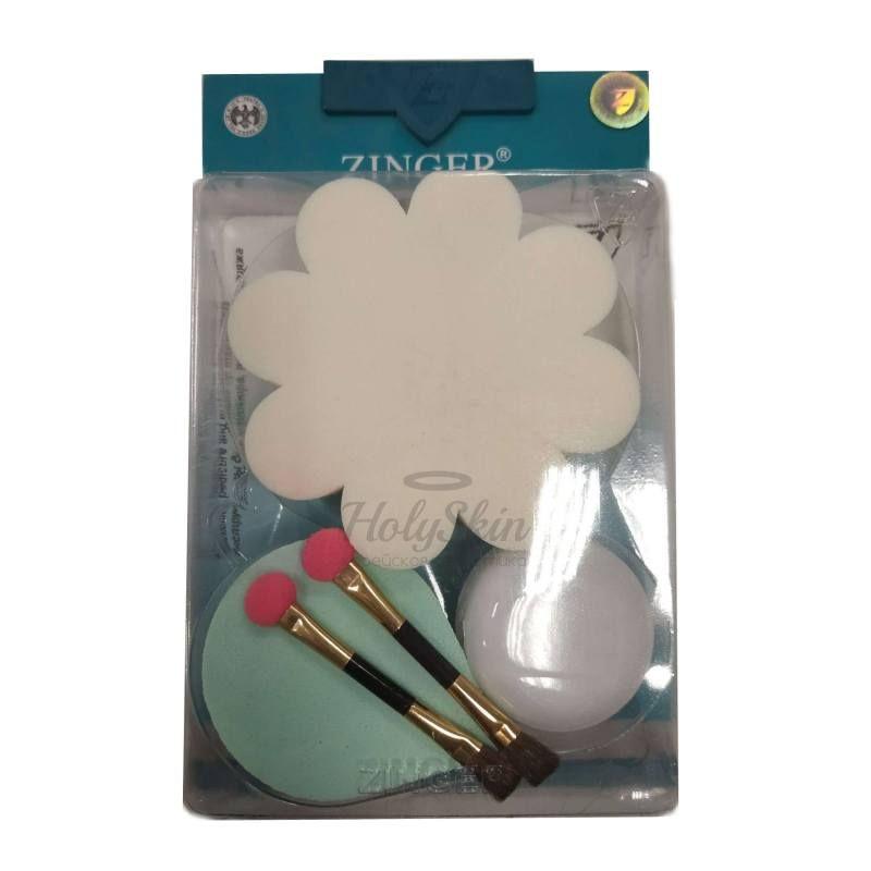 Купить Набор аксессуаров для нанесения макияжа Zinger, Подарочный набор Set C19, Германия