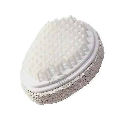 Натуральная пемза для обработки ступней со щеткой Zinger — Пемза натуральная со щеткой PD-05