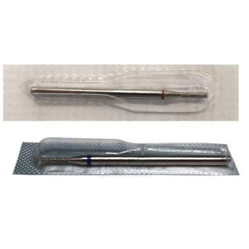Купить Фреза для аппаратного маникюра алмазная цилиндрическая HS, HS Фреза алмазная цилиндрическая, Китай