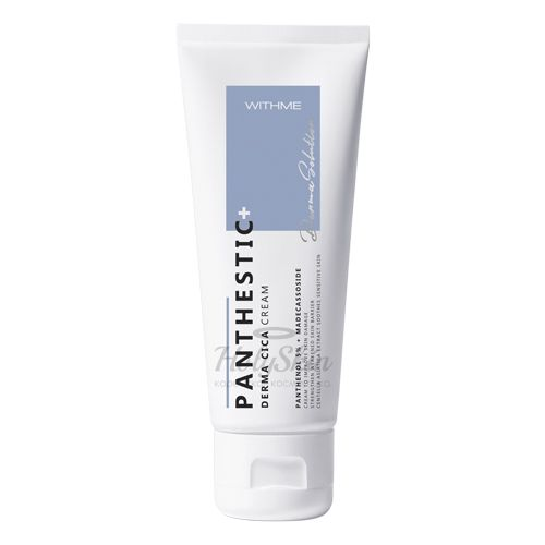 Купить Успокаивающий крем для лица с центеллой Evas, Withme Panthestic Derma Cica Cream, Южная Корея