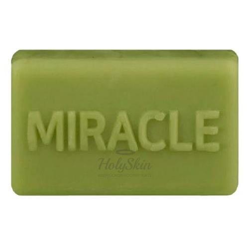 Купить Мыло с кислотами для проблемной кожи Some By Mi, AHA BHA PHA 30 Days Miracle Cleansing Bar, Южная Корея