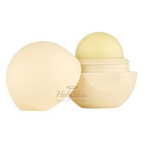 Купить Бальзам для губ с ароматом ванили EOS, EOS Vanilla Bean Lip Balm Set, США
