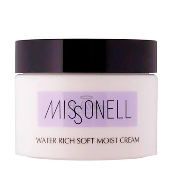 Купить Глубоко увлажняющий крем с экстрактом морских водорослей Missonell, Water Rich Soft Moist Cream, Южная Корея