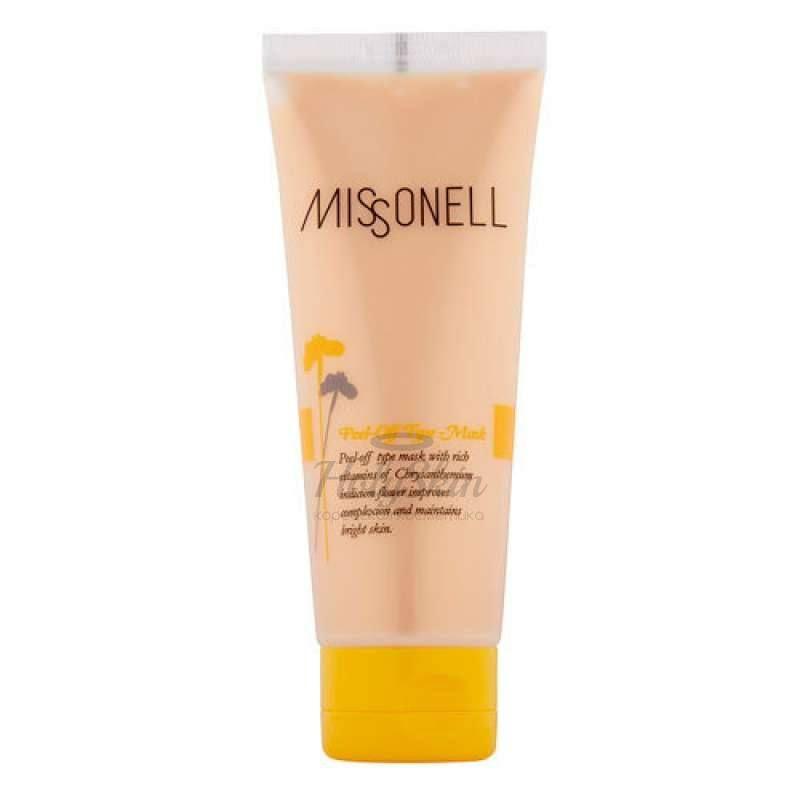Отшелушивающая маска-пленка Missonell — Missonell Peel Off Type Mask