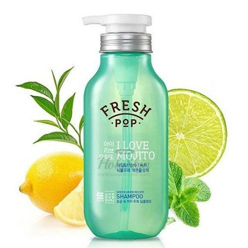 Fresh Pop Shampoo купить