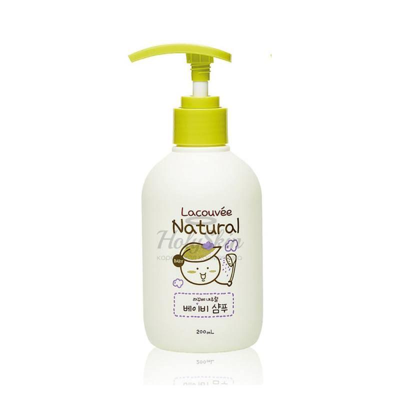 Купить Детский шампунь для волос Lacouvee, Lacouvee Natural Baby Shampoo, Южная Корея
