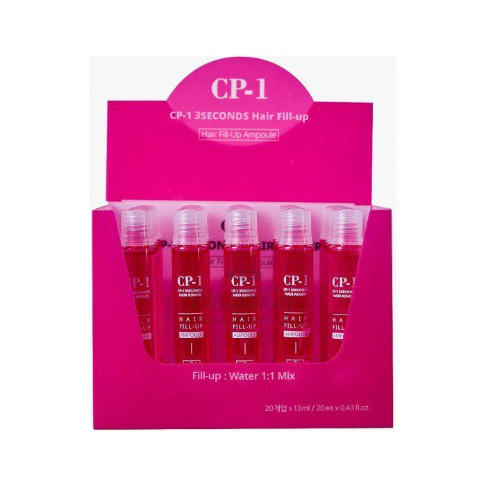 CP-1 3 Sec Hair Ringer Hair Fill-Up Ampoule Filler Маски-филлеры для волос