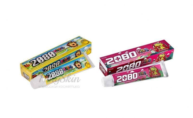 Детская зубная паста Kerasys — DC 2080 Kids