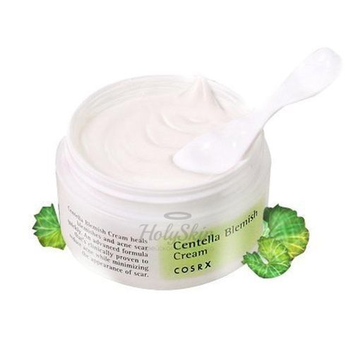 Купить Крем для чувствительной и проблемной кожи CosRX, Centella Blemish Cream, Южная Корея