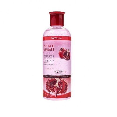 Купить Освежающая эмульсия для лица Farmstay, Visible Difference Moisture Pomegranate Emulsion, Южная Корея