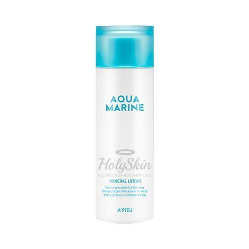 Лосьон для лица с морской водой A'Pieu Aqua Marine Mineral Lotion фото