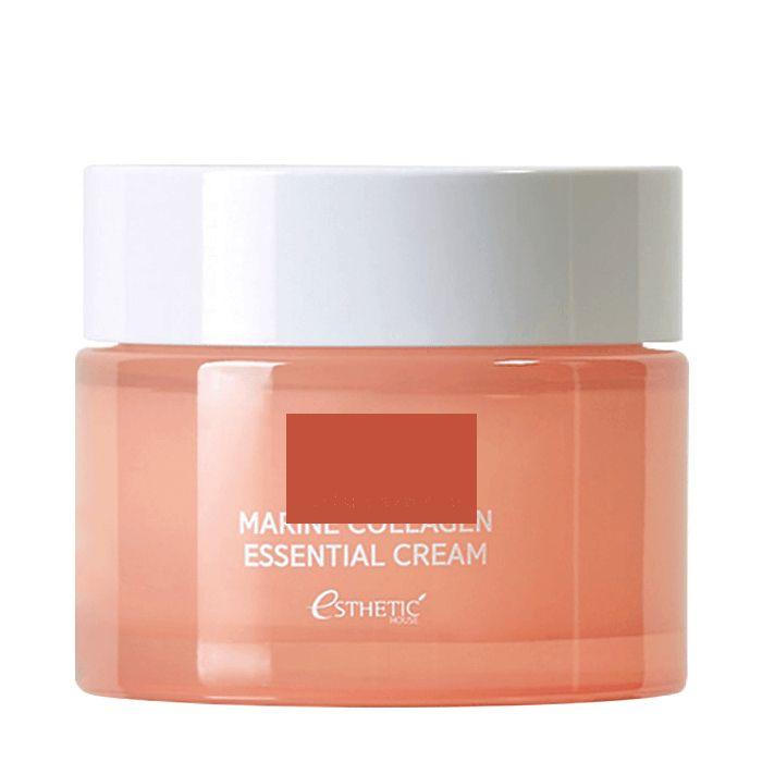 Увлажняющий крем для лица Esthetic House Marine Collagen Essential Cream фото