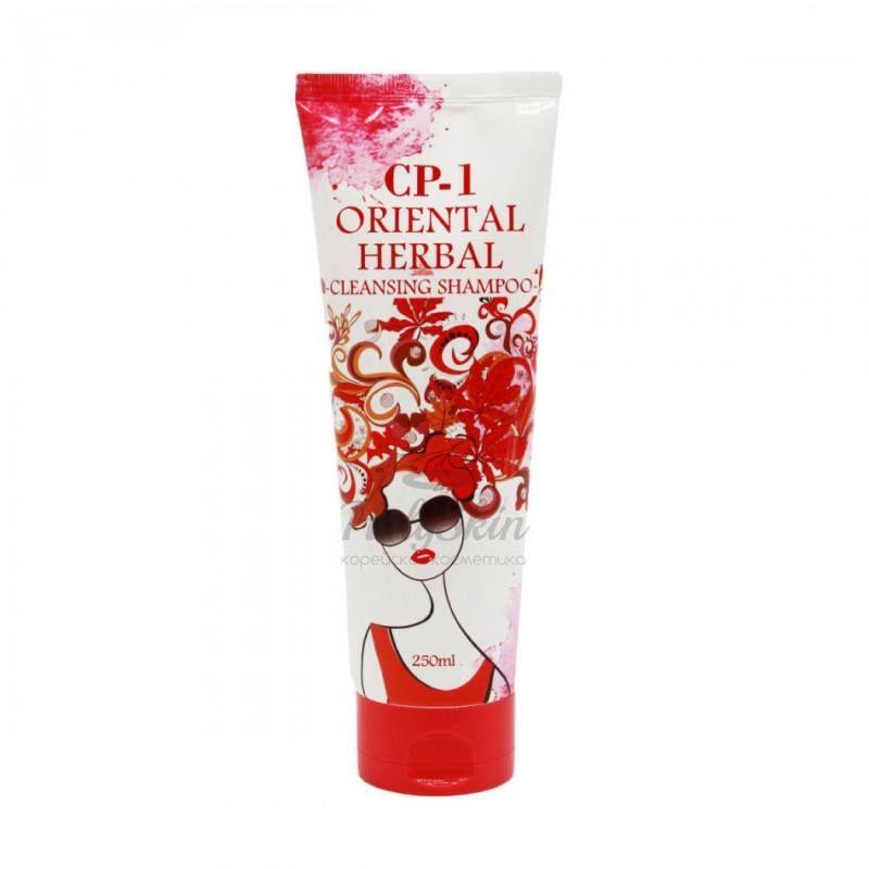 Купить Шампунь для волос Esthetic House, CP-1 Oriental Herbal Cleansing Shampoo, Южная Корея