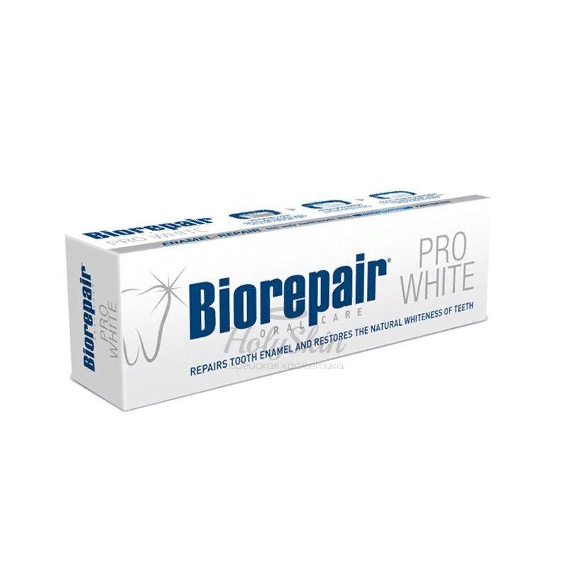 Зубная паста для белизны зубов Biorepair — Biorepair PRO White