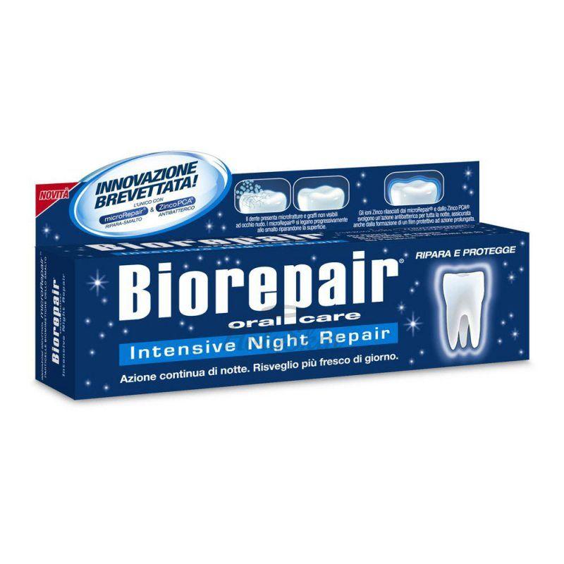 Ночная зубная паста Biorepair — Biorepair Night Repair