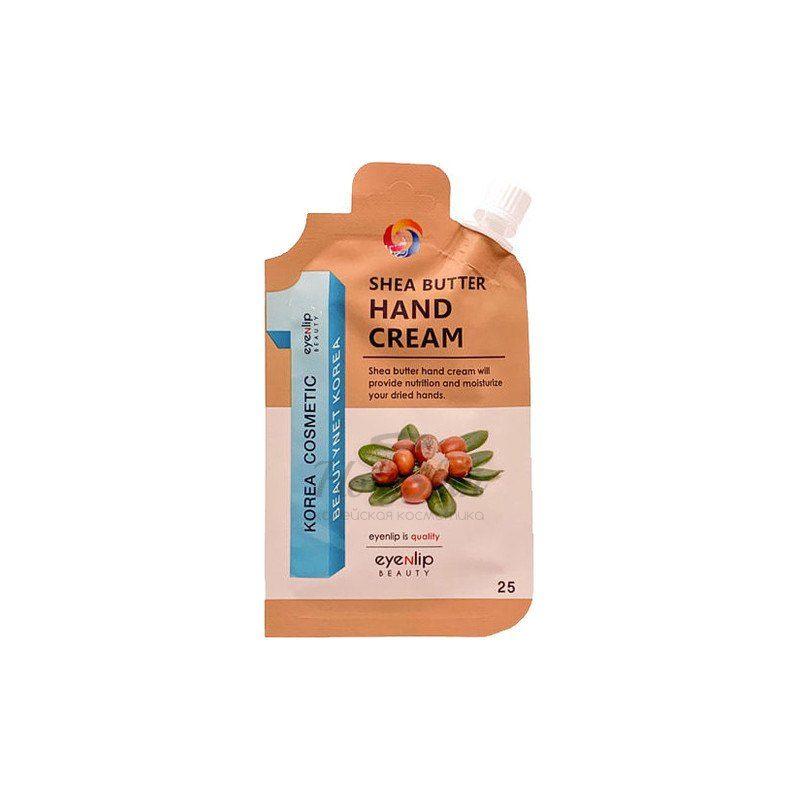 Купить Крем для рук с маслом ши Eyenlip, Shea Butter Hand Cream, Южная Корея