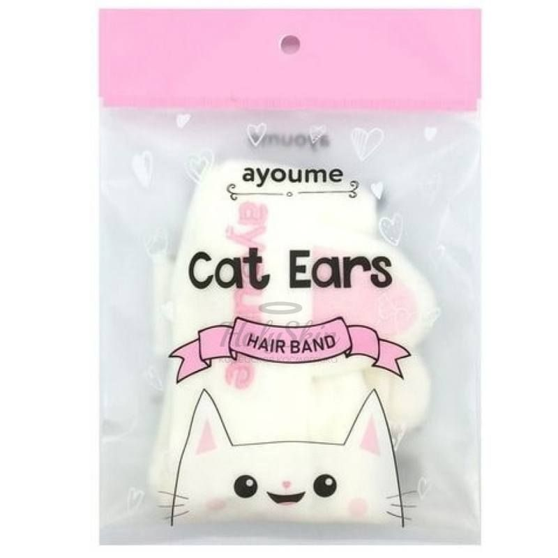 Повязка для волос Ayoume — Hair Band Cat Ears