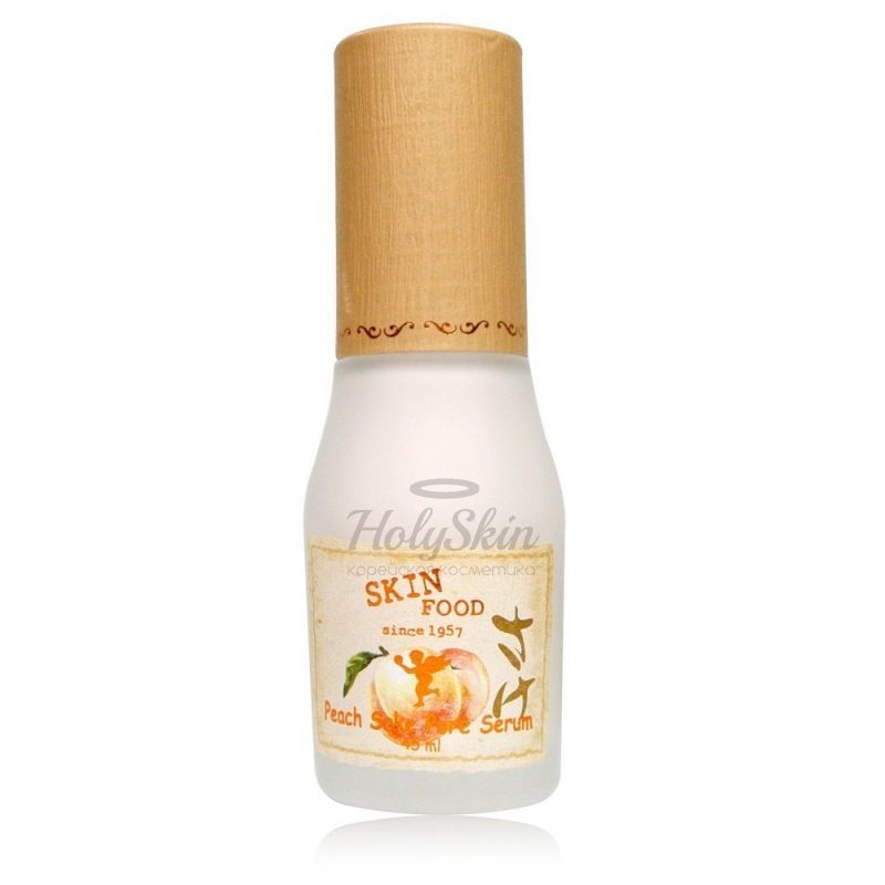 Peach Sake Pore Serum SKINFOOD отзывы