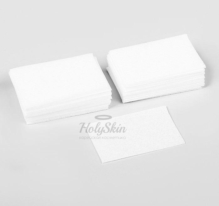 Салфетки для маникюра безворсовые HS — HS Салфетки для маникюра безворсовые 50 шт