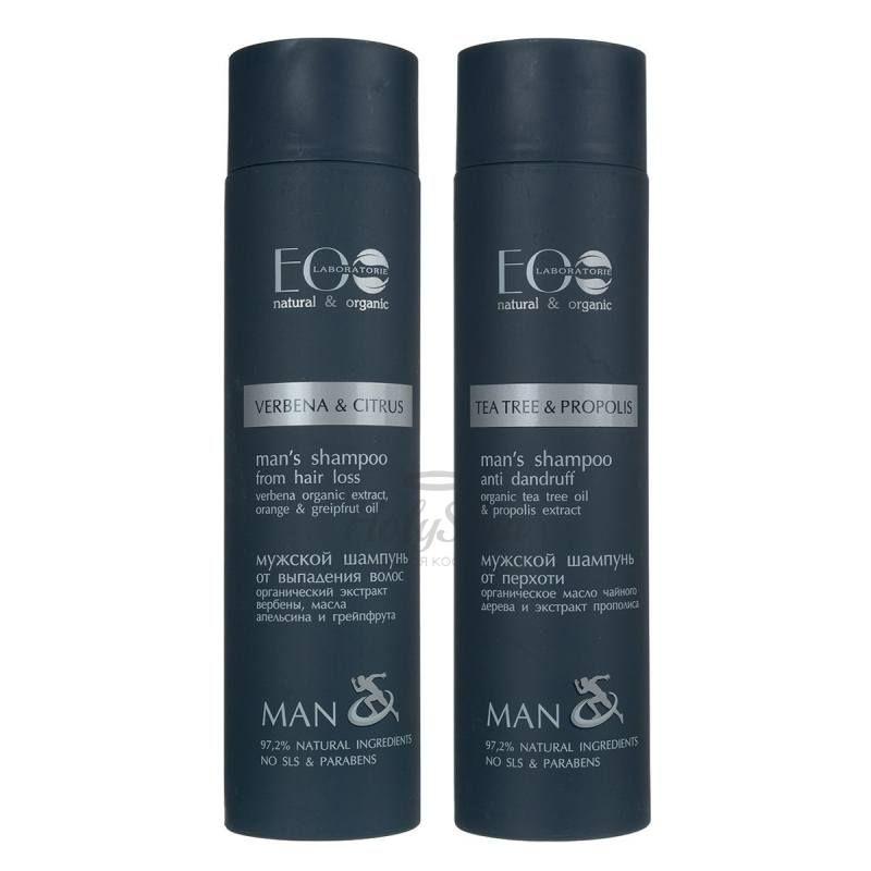 Мужской шампунь для волос EO Laboratorie — EO Laboratorie Мужской Шампунь