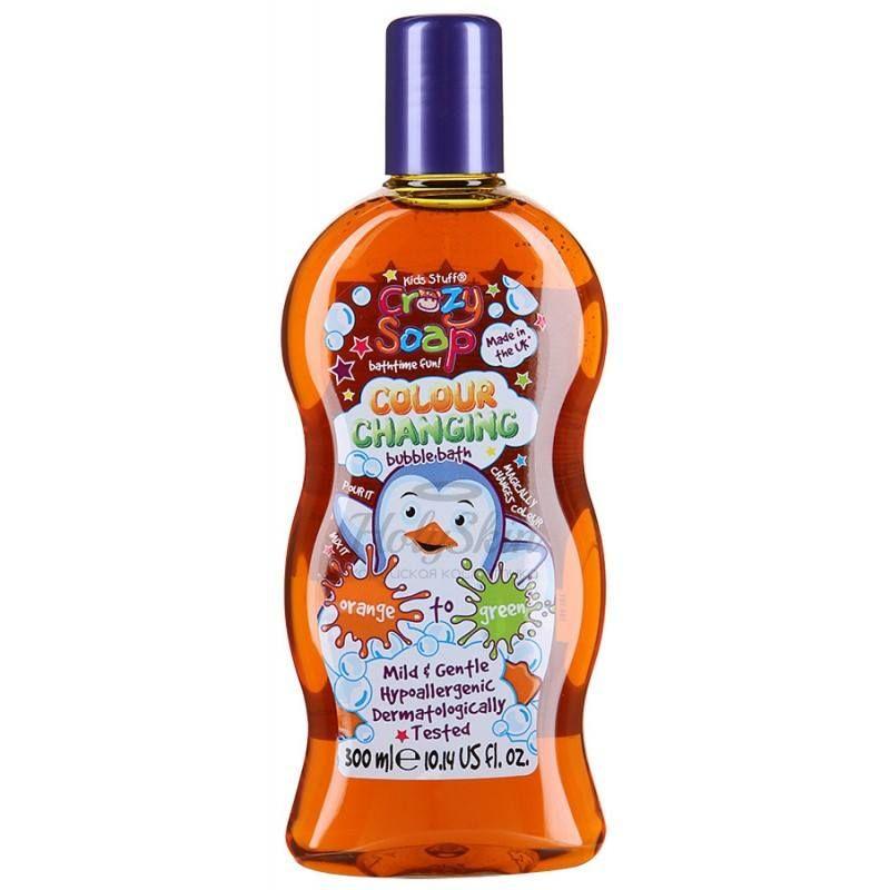Купить Волшебная пена для ванны меняющая цвет Kids Stuff, Kids Stuff Colour Changing Bubble Bath, Великобритания
