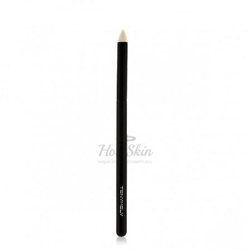 Купить Кисть для макияжа глаз Tony Moly, Professional Blending Shadow Brush, Южная Корея