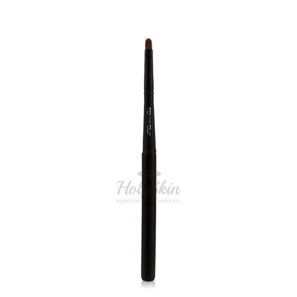 Купить Кисть для подводки Tony Moly, Professional Gel Eyeliner Brush, Южная Корея