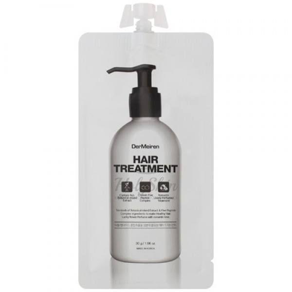 Купить Восстанавливающий бальзам для волос DerMeiren, DerMeiren Hair Treatment, Южная Корея