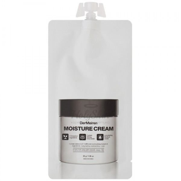 Купить Крем для лица увлажняющий с маслом ши DerMeiren, DerMeiren Moisture Cream, Южная Корея