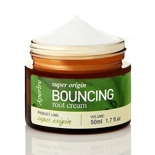 Купить Крем с экстрактами корней растений Aperire, Super Origin Bouncing Root Cream, Южная Корея