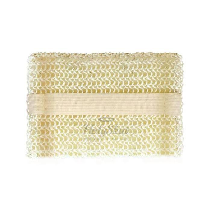 Купить Натуральная мочалка для тела из сизаля Vival, Мочалка брикет из сизаля, Россия