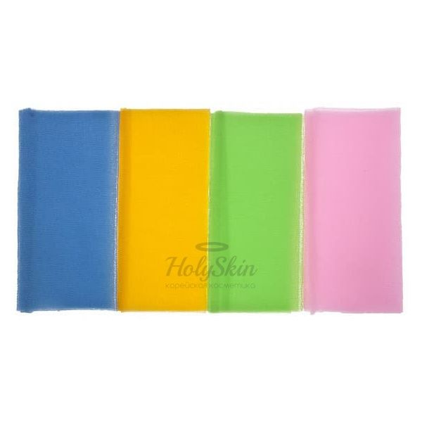 Vival Мочалка-полотенце с эффектом пилинга Vival