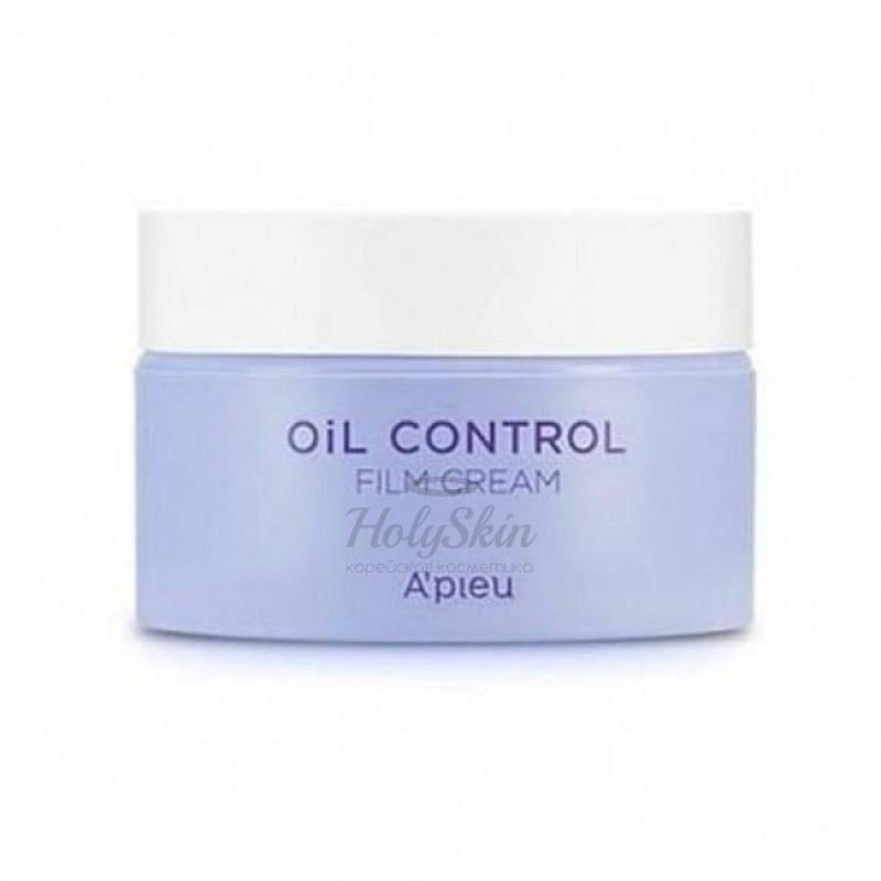 Купить Матирующий крем для контроля жирности кожи A'Pieu, Oil Control Film Cream, Южная Корея