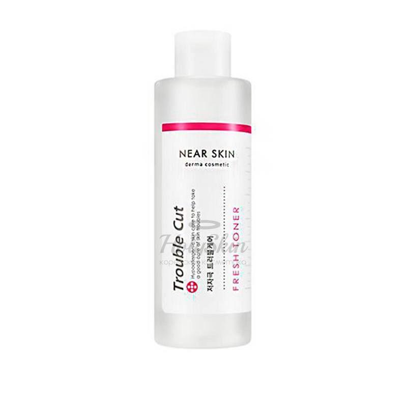 Купить Освежающий тонер для проблемной кожи Missha, Near Skin Trouble Cut Fresh Toner, Южная Корея