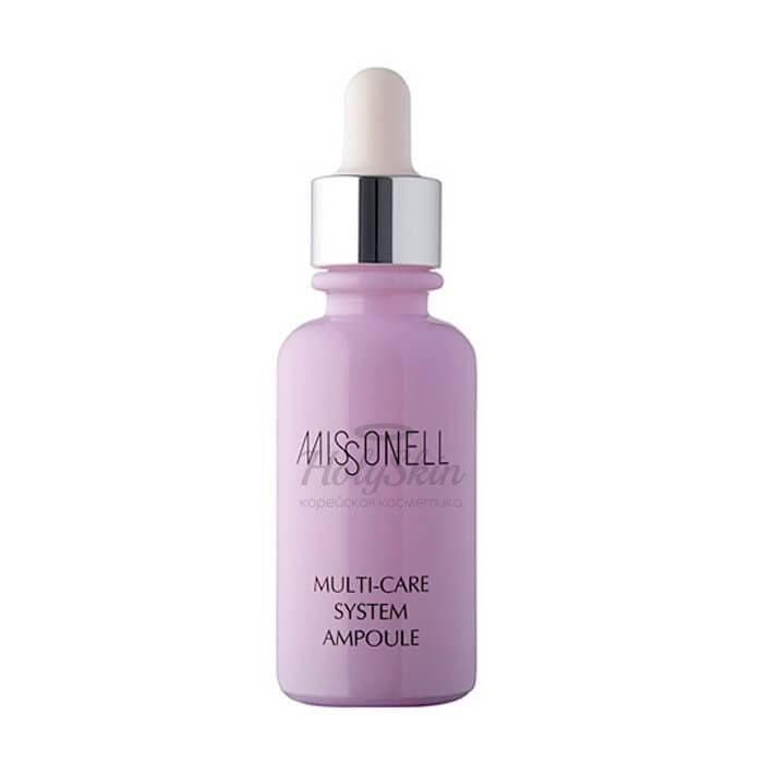 Купить Ампульная мульти-система для ухода за кожей Missonell, Missonell Multi Care System Ampoule, Южная Корея