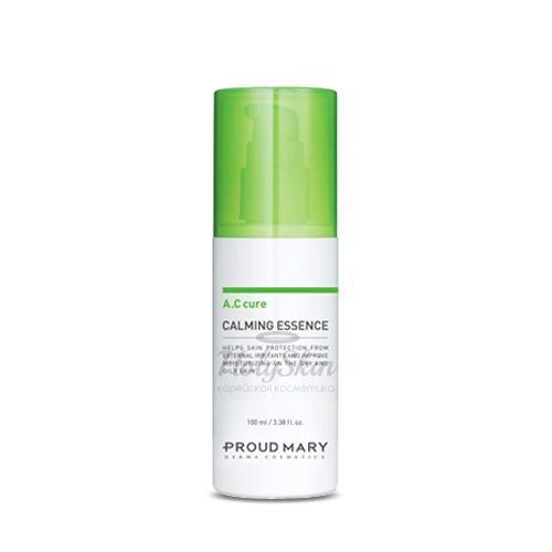 Купить Успокаивающая эссенция для проблемной кожи Proud Mary, A.C Cure Calming Essence, Южная Корея