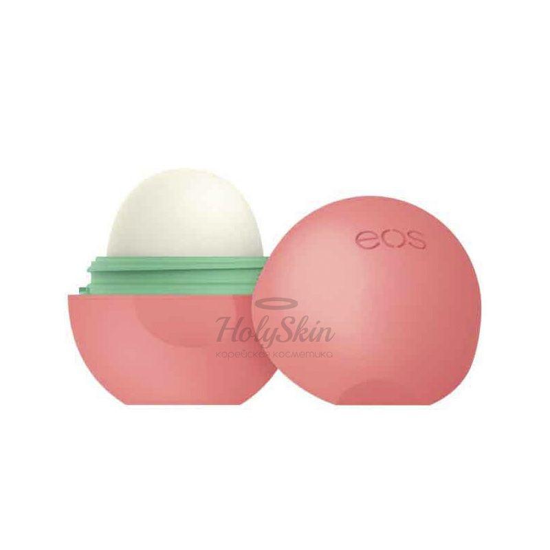 Купить Бальзам для губ с ароматом меда EOS, Smooth Sphere Lip Balm Honey, США